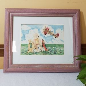 Vintage Teddy Bears Picture